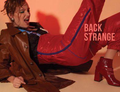 BACK STRANGE – DMAG